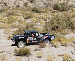 The Baja 1000 is one of the toughest off-road races in the world