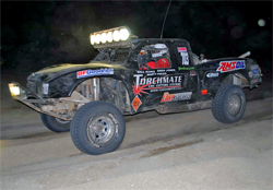 The Baja 1000 is an amazingly tough race and the adventure of a lifetime and Brad Lovell said he hopes to be back in 2010