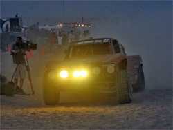Jefferies Racing finished 10th in the Baja 1000 and earned 5th space spot in the final points standings in the SCORE Trophy Truck Class