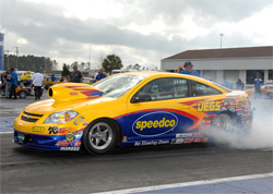 K&N sponsored Peter Biondo is a five time NHRA World Champion