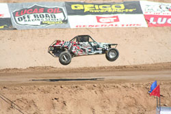 Bobby Pecoy recently won the LOORS event in Surprize, Arizona