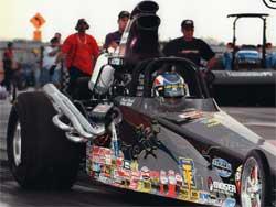 IHRA Sportsman Class Racer Luke Bogacki Doubles up at The Strip Las Vegas Motor Speedway