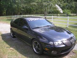 Modified 2004 Pontiac GTO