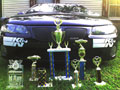 Custom 2004 Pontiac GTO has won 7 trophies