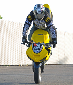 The top 15 XDL Sportbike Freestyle Championship riders are expected to compete in the X-Games 2010