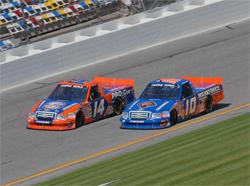 NASCAR Camping World Truck Series at Daytona International Speedway will be televised on SPEED-TV, courtesy of Ronda Greer
