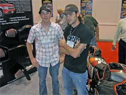 Jeremy and Jason Cantwell