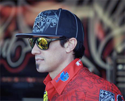 Freestyle pioneer and Hart and Huntington Team Owner Carey Hart