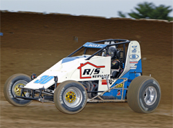 K&N sponsored driver Chad Boat is youngest driver to win USAC Rookie-of Year in both national sprint car and national midget divisions