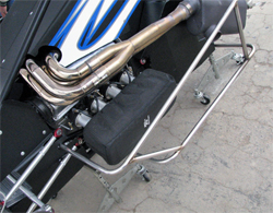 DMS race cars are equipped with K&N product 100-8576