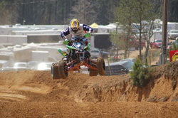 Cody Gibsonwon the A class his first year and the Pro-Am Unlimited his second
