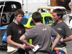 Legends 2007 Champion Darren Armidon and Cody Swanson