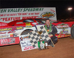 Ray Cook Captured Bama Bash Title in Glencoe, Alabama, photo by mikesportimages.com