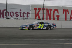 Scott Dodd looks forward to running the 2010 NASCAR Whelen Super Late Model class at Toyota Speedway of Irwindale