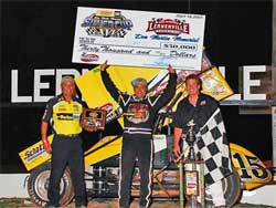 Donny Schatz wins $30,000 at Silver Cup