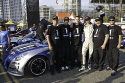 Gardella Racing Achieved a Podium Finish at Atlanta Drift
