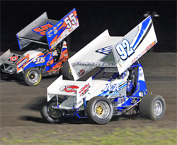 Andy Forsberg heads to Placerville, California for the Civil War Series for 360 Sprint Cars
