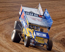 Goldesberry Motorsports gained a lot of valuable experience in 2009