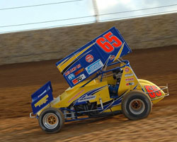 Plans for 2010 include World of Outlaws, Knoxville Raceway, All Stars, and ASCS