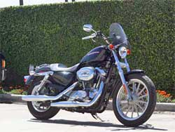 RK-3929 for all Harley Davidson Sportster 883 and 1200cc Motrocycles