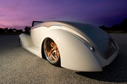 Mitch Henderson Designs is a small design firm that specializes in high end show cars