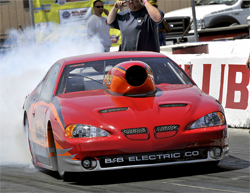 Hillbilly Racing's Gary Ross will next race at The Strip at Las Vegas Motor Speedway