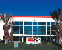 K&N Headquarters Riverside, California