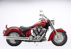 Indian Chief Classic Motorcycle