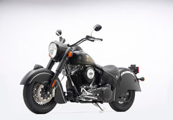 Indian Chief Dark Horse Motorcycle