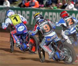 Jason Crump is a 17-time Grand Prix winner