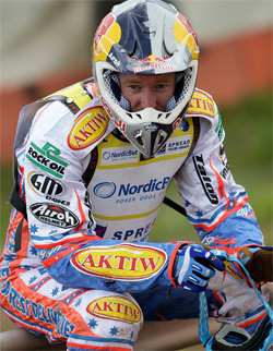 Double World Speedway Grand Prix Champion Jason Crump has used K&N filters since he was 10 years old.
