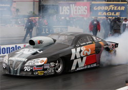 K&N sponsored racer Warren Johnson is seeking his seventh win at the MAC Tools U.S. Nationals