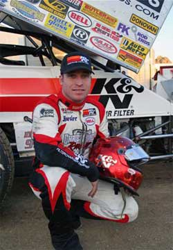 Jonathan Allard uses K&N in the United States and when he competes in New Zealand