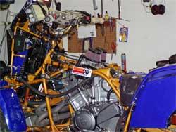 Dakar ATV Class winner used K&N Products during the race