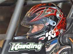 Bud Kaeding wins 2nd K&N Silver Crown Title