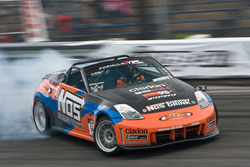 Chris and his team choose to equip their winning NOS Energy Drink Nissan 350Z with K&N Filters