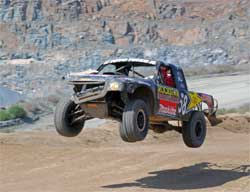 Rockstar Makita Team LeDuc at Chula Vista International Raceway in California
