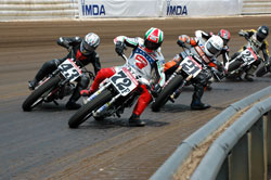 Lloyd Brothers Motorsports in Action
