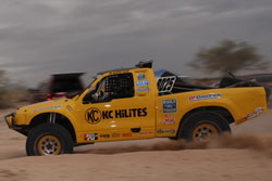 The KC Hilites team finished in 8hrs and 56mins of racing, first in class 8000, 19th over-all.