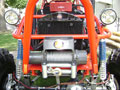 """Rock Crawler Shocks are Walker Evans Series 700 with 14"""" Coil Covers"""