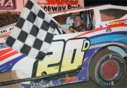 The final race in the 2009 BRP Modified Tour will be at Lernerville Speedway in Pennsylvania on October 23-24, photo by Oyler Action Photo