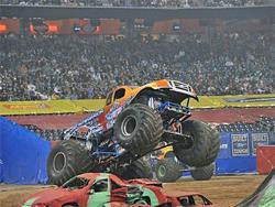 Alltel Arena in Little Rock, Arkansas will host next Monster Jam, photo by Kenny Lau
