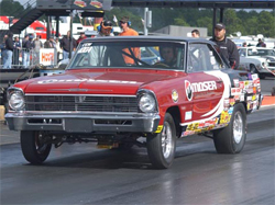 The Cummings Team will compete in the IHRA Tournament of Champions and JEGS All Stars in 2010