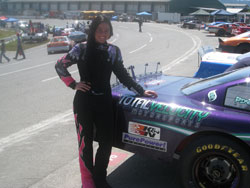 Nataline Sather achieved Washington State Rookie of the Year in 2009