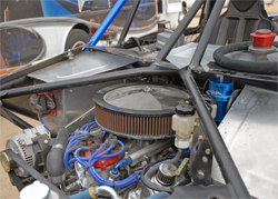 K&N products help Team Lovell in difficult desert races with extra filtration and power