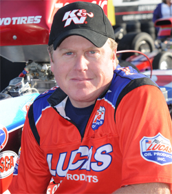 Tom Bayer now has two Super Comp wins at NHRA National Events