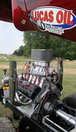 All Pro Pulling League Tractor Classes use K&N Filters