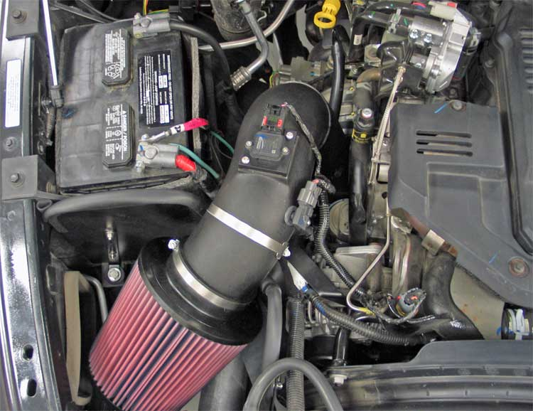 Dodge Ram 2500 and 3500 sels Gain Estimated 20.63 HP with ... on