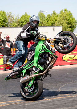 """K&N air and oil filter helps """"Krazy"""" Kyle Rapport finish 8th in Individual Freestyle at XDL round 3"""