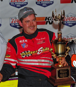 Ray Cook collected $10,000 for the win in the 20th Annual Dixie Shootout in Woodstock, Georgia, Courtesy of Rick Schwallie Photos
